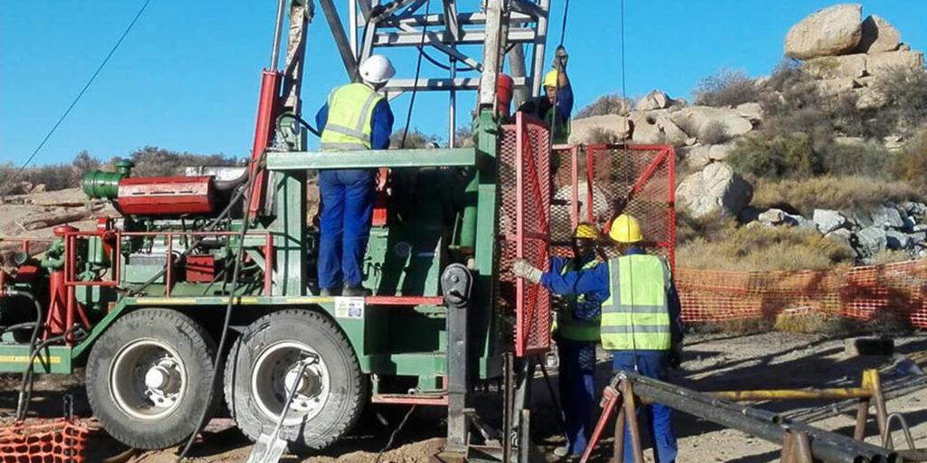 Drilling Staff