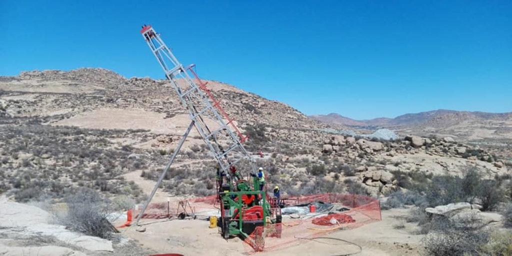 LMC Exploration Drilling
